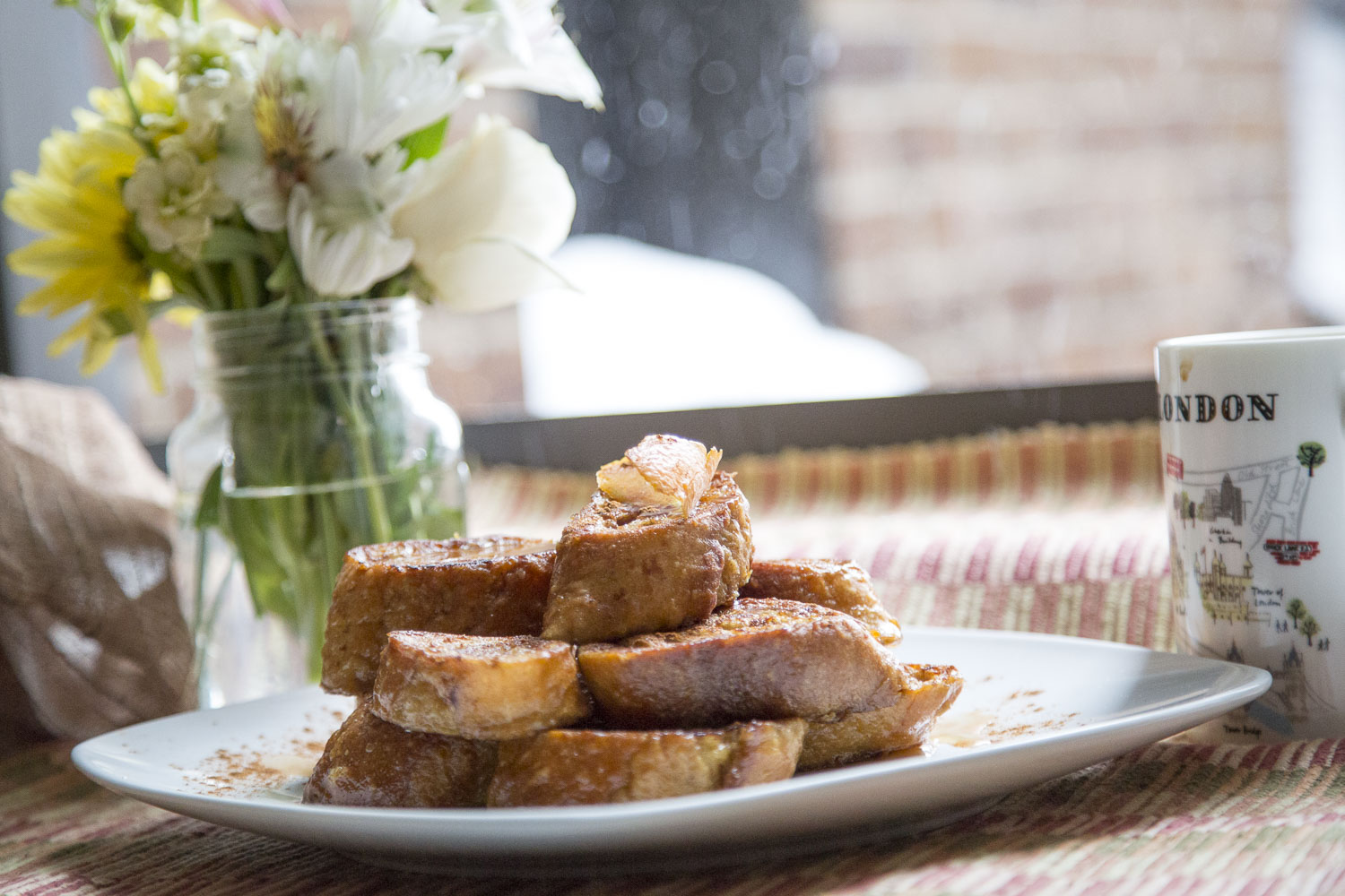 Bourbon French Toast