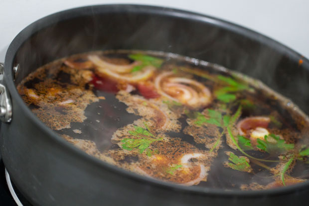 Broth for Octopus