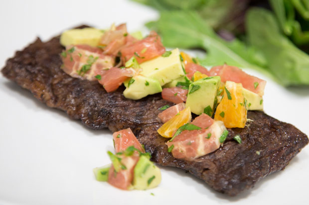 Citrus Skirt Steak