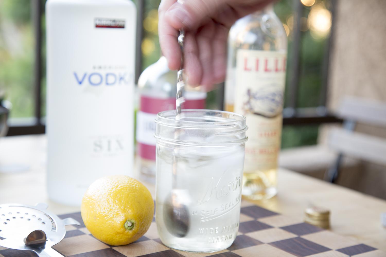 Vesper Martini
